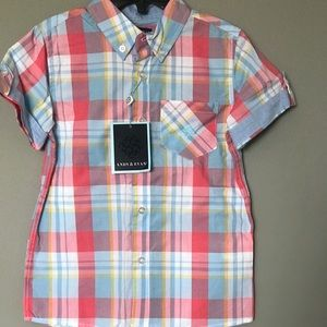 Andy & Evan short sleeve shirt